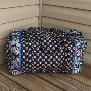 Vera Bradley-Night Owl Large Duffel